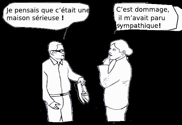 (illustration Les retours - AlainMadec.com)